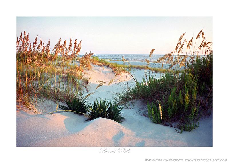 Dunes Path - Photo by Ken Buckner