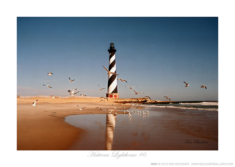 Hatteras Lighthouse 6 Photo By Ken Buckner