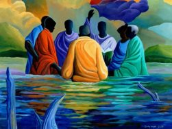 Baptism by Ivey Hayes