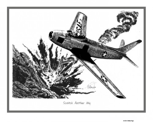 Air War in Korea Miller Pope