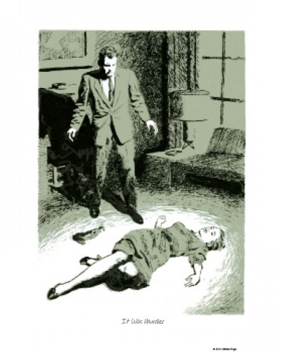 It Was Murder Miller Pope