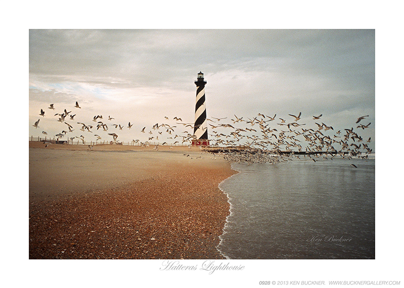 Hatteras Lighthouse Ken Buckner