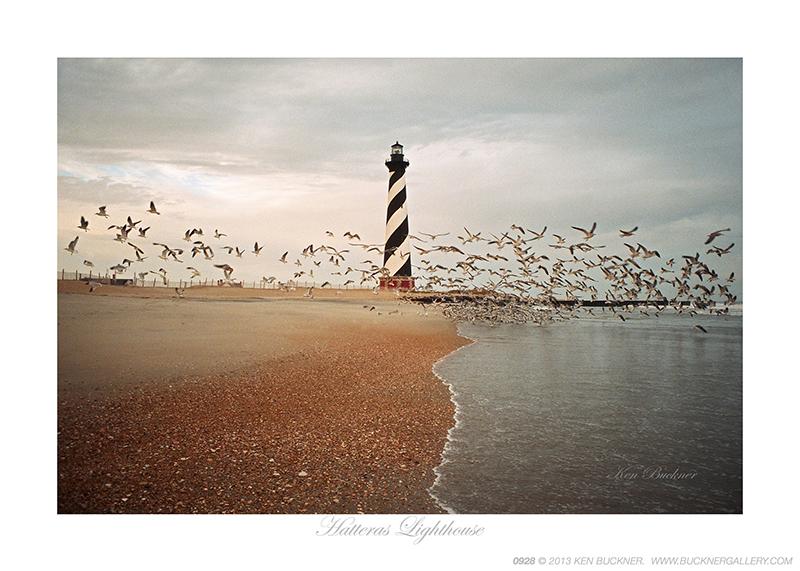 Hatteras Lighthouse Ken Buckner