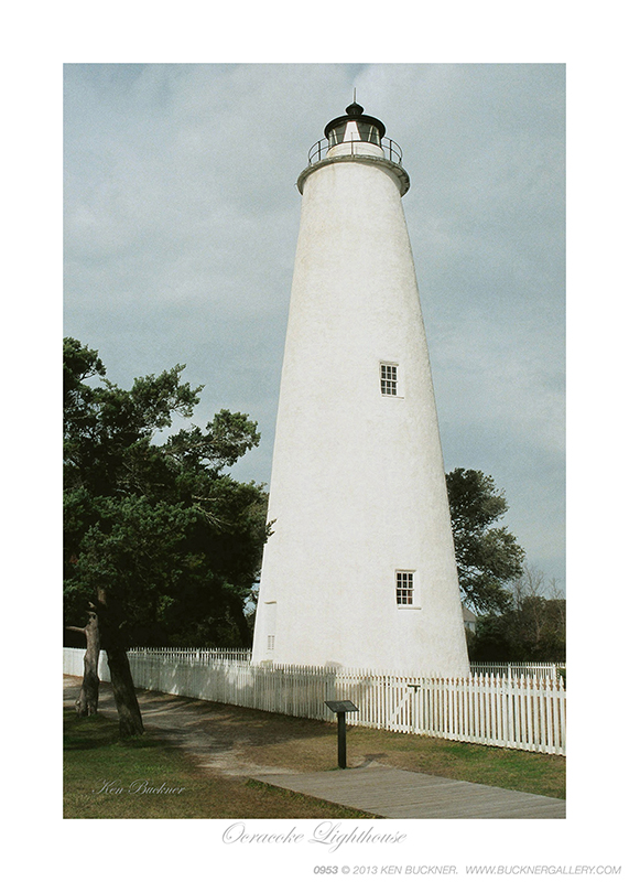 Ocracoke Lighthouse Ken Buckner
