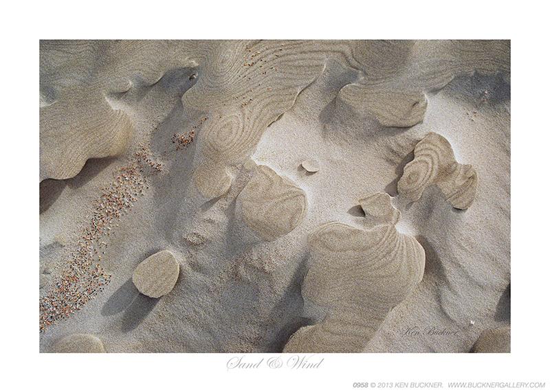 Sand & Wind Ken Buckner
