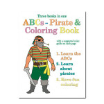 ABCs Pirate and Coloring Book