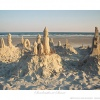Sandcastles at Sunset Ken Buckner