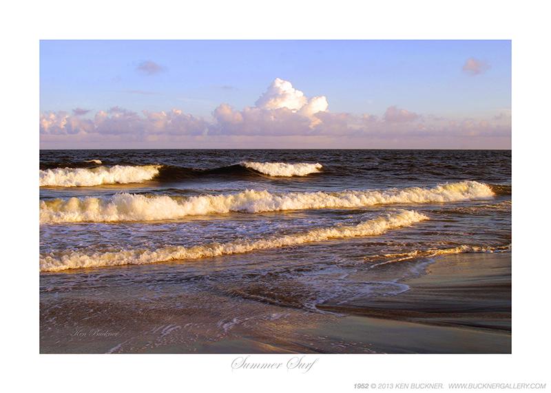 Summer Surf Ken Buckner