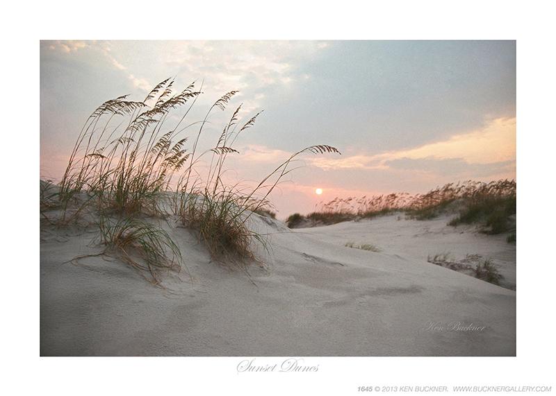 Sunset Dunes Ken Buckner