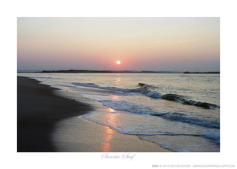 Sunsrise Surf Ken Buckner