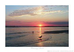 Waterway Sunset Ken Buckner