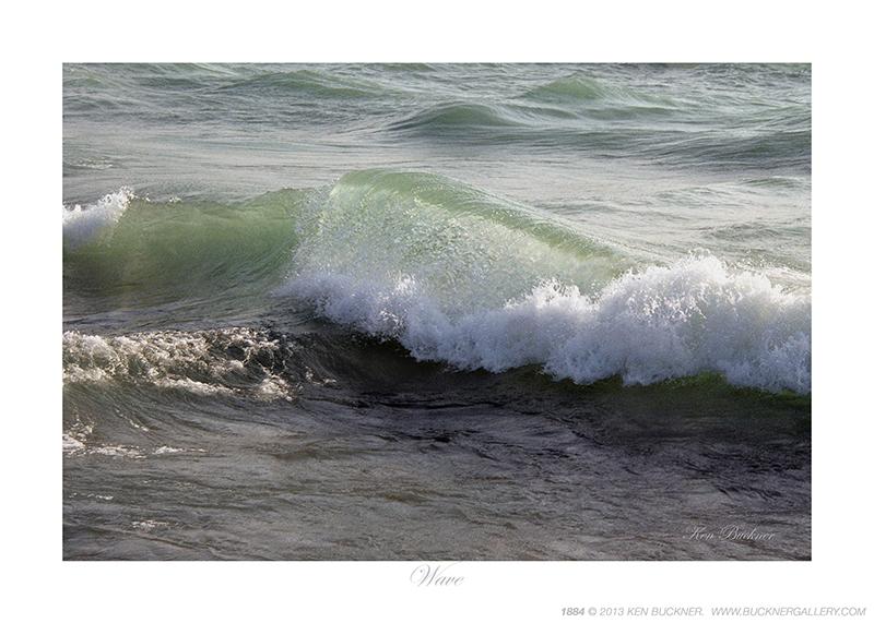 Wave Ken Buckner