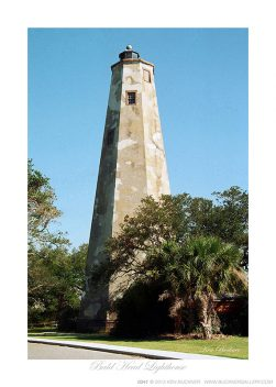 Bald Head Island Lighthouse Ken Buckner