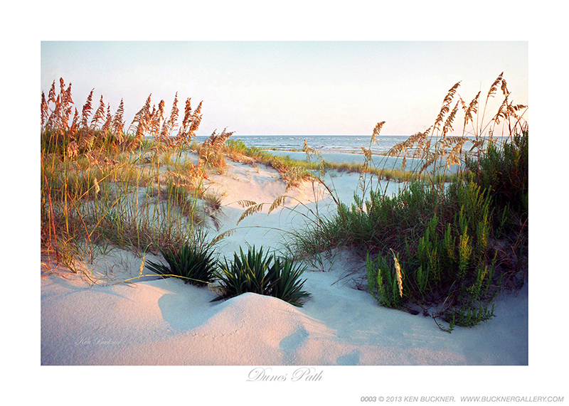 Dunes Path - Photo by Ken Buckner