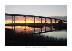 Ocean Isle Beach Bridge Ken Buckner