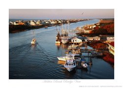 Holden Beach Bridge View Ken Buckner