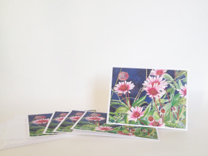 Note Cards Wildflowers