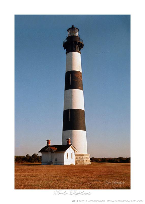 Bodie Lighthouse Ken Buckner