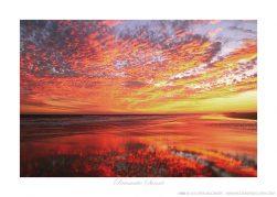 Dramatic Sunset Ken Buckner
