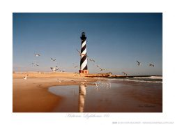 Hatteras Lighthouse #6 Ken Buckner