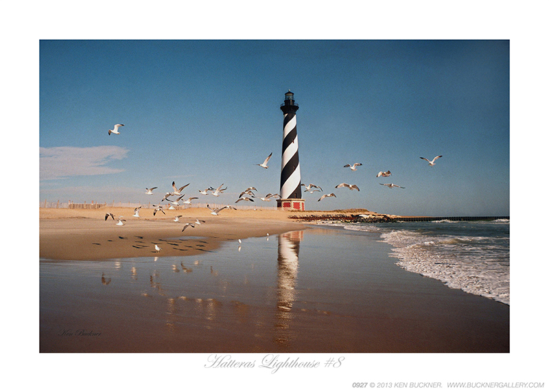 Hatteras Lighthouse #8 Ken Buckner