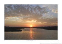 Marsh Sunset Ken Buckner