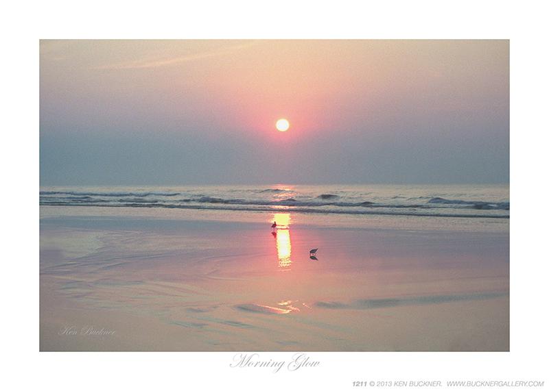 Morning Glow Ken Buckner