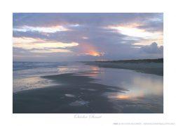 October Sunset Ken Buckner