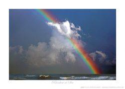 Rainbow at Sea Ken Buckner