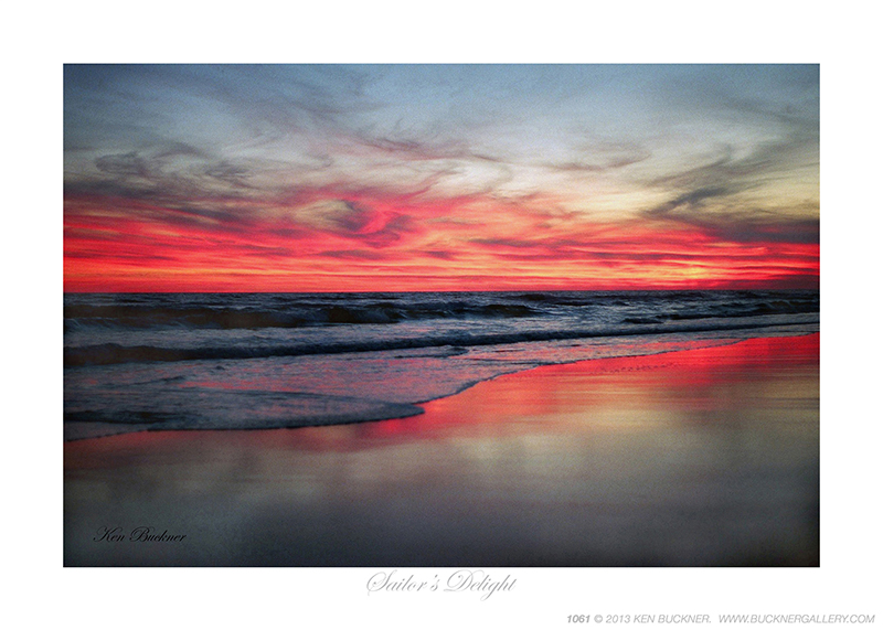 Sailor's Delight Ken Buckner