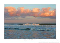 September Sunset Ken Buckner