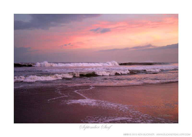 September Surf Ken Buckner