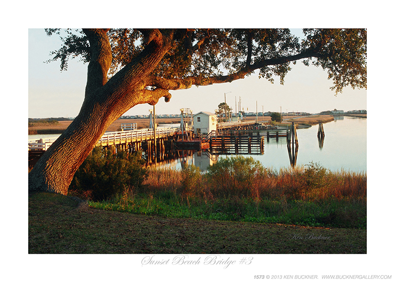 Sunset Beach Bridge #3 Ken Buckner