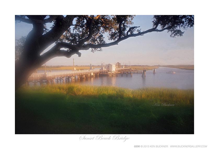 Sunset Beach Bridge Ken Buckner