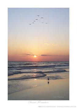 Sunset Formation Ken Buckner
