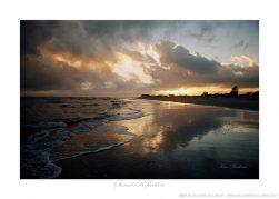 Sunset Reflection Ken Buckner