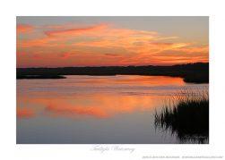 Twilight Waterway Ken Buckner