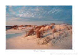 Winter Dunes Ken Buckner