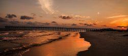 Copper Sunset Ocean Isle Beach Photo by Dwayne Schmidt