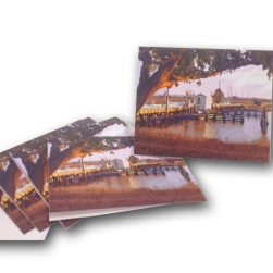 old-sunset-beach-bridge-notecards-miller-pope
