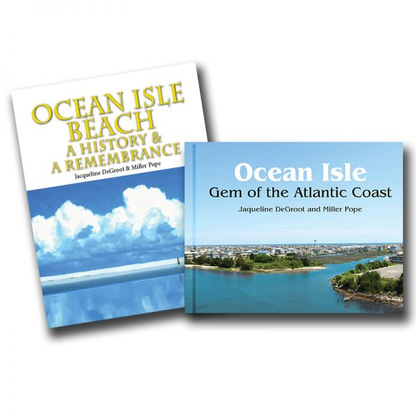 Ocean Isle Beach Books