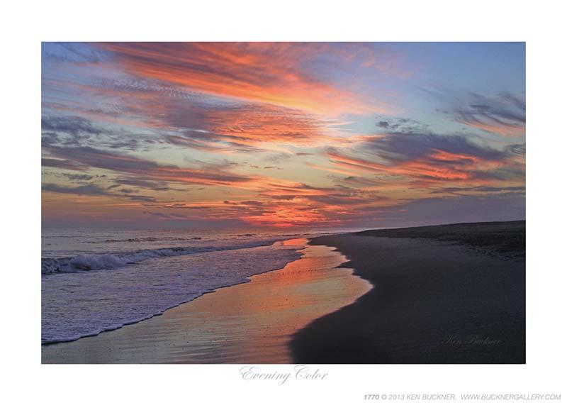 Evening Color - Photo by Ken Buckner
