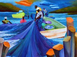 Ivey Hayes 1131-NET-FISHING-9x12-PP-510x382