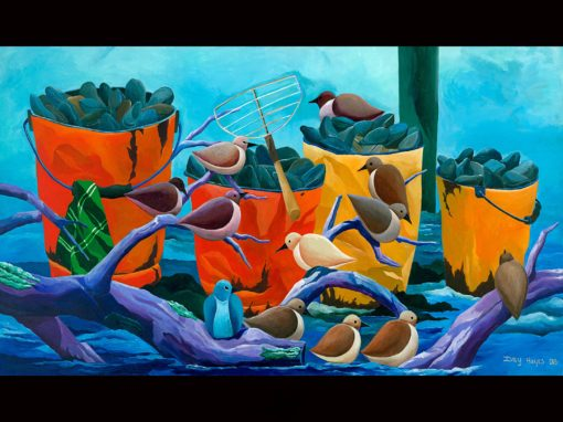 Ivey Hayes 1329-ORANGE-BUCKET-AND-OYSTERS-9X12-PP-510x382