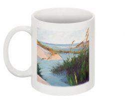 Between the Dunes Mug