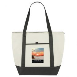 Island Life NC Cooler Tote Bag