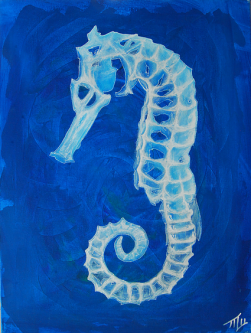 Sea Horse Mike Watters